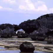 Okinawa Beach 2 Poster