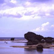 Okinawa Beach 20 Poster