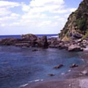 Okinawa Beach 5 Poster