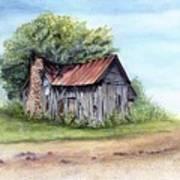 Old Home Place Poster