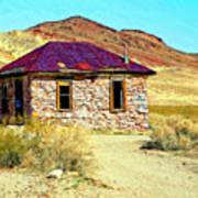 Old Nevada Bordello Poster