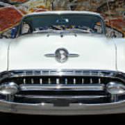 Old Oldsmobile Poster