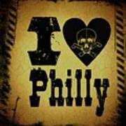 Old Philadelphia Poster