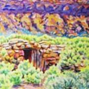 Old Root Cellar Poster