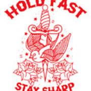 Old School Tattoo Poster
