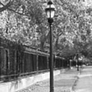 Old Street Lights Poster