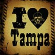 Old Tampa Poster