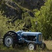 Old Tractor 5 Poster