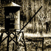 Old Wooten Poster
