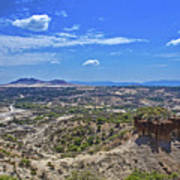 Olduvai Gorge - The Cradle Of Mankind Poster