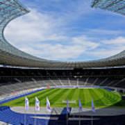 Olympic Stadium Berlin Poster