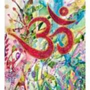 Om In Nature Poster