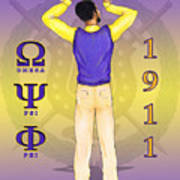 Omega Psi Phi Poster