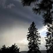 Ominous Sky Poster