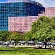 Omni Hotel Dallas Texas Poster