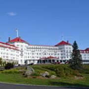 Omni Mount Washington Resort Poster