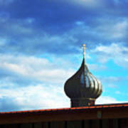 Onion Domes Poster