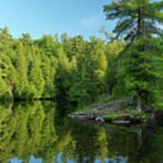 Ontario Nature Scenery Poster