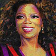 Oprah Poster