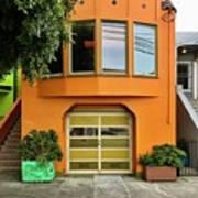 Orange House Poster