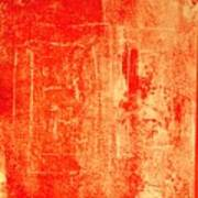 Orange No 34 Poster