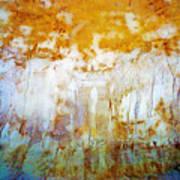 Orange Rim Poster