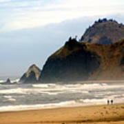 Oregon Coast 12 Poster