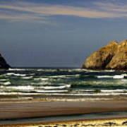 Oregon Coast 14 Poster
