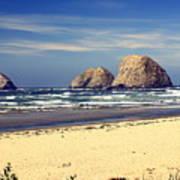 Oregon Coast 7 Poster