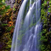 Oregon Falls Poster