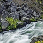 Oregon's Dillon Falls Poster