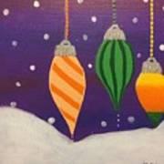 Ornaments Poster