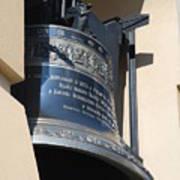 Ornate Bell Poster