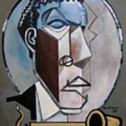Ornette Sculptural Poster