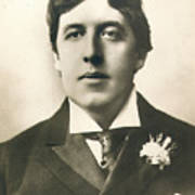 Oscar Wilde Poster by Granger