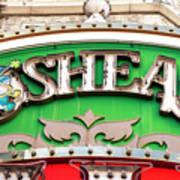 O'sheas Las Vegas Poster