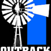 Outback Queensland 2 Poster