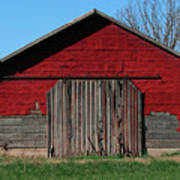 Outbuilding Poster