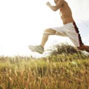 Outdoor Jogging IIi Poster
