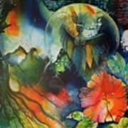 Overseer By Reina Cottier Poster