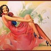 p rarmstrong 091 Rolf Armstrong Poster