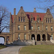 Pabst Mansion Photo Poster