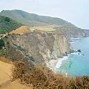 Pacific Coast Highway Dreams Poster