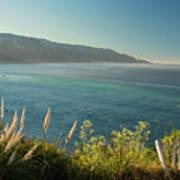 Pacific Ocean, Big Sur Poster