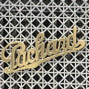 Packard Grill Poster