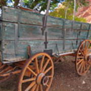 Painted Wagon Poster