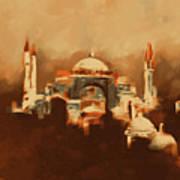 Painting 768 4 Hagia Sophia Poster