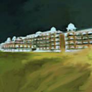 Painting 797 5 Peshawar University Poster