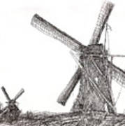 Pair Of Windmills 2016 Poster