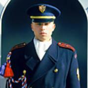Palace Guard, Prague Poster